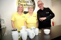 Action for Deafness Coffee club