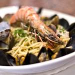 Spaghetti alla pescatore - food photography, Portslade, Hove and Brighton, Sussex